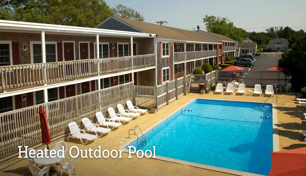 Cape Cod Hotel Swimming Pool