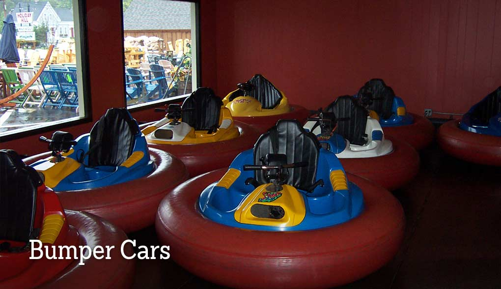Cape Cod Bumper Cars