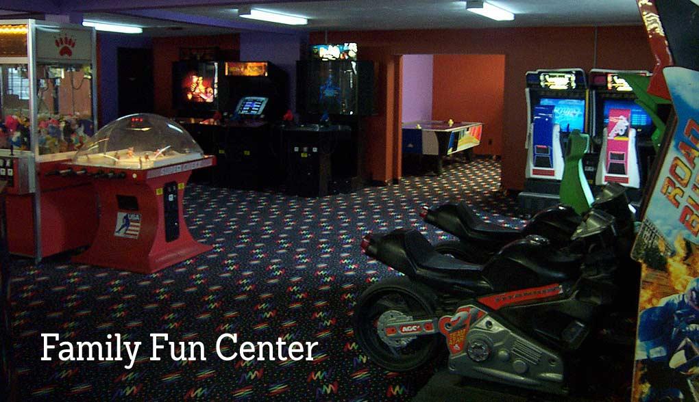 Cape Cod Arcade